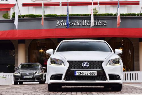 Car Launch Lexus Cannes