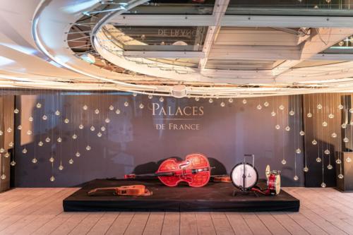 Palace de France PR Event