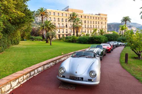 Car rally automotive client France