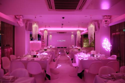 Gala Dinner Lancôme London