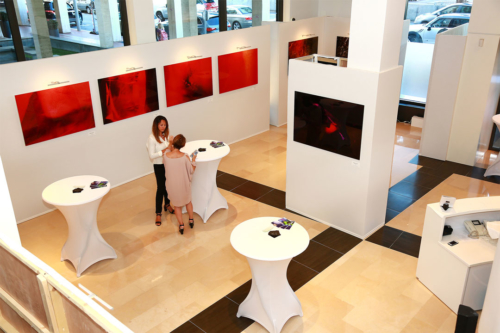 Art Exhibition Private Bank Monaco